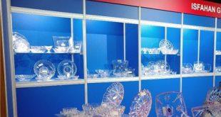 صادرات بلور اصفهان
