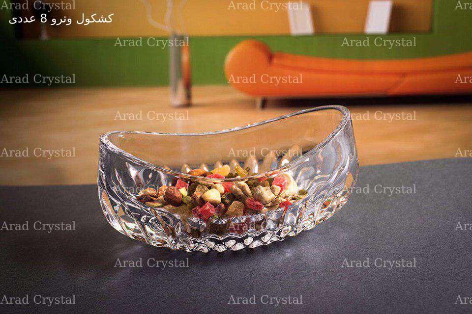 خرید ظروف بلور ایرانی
